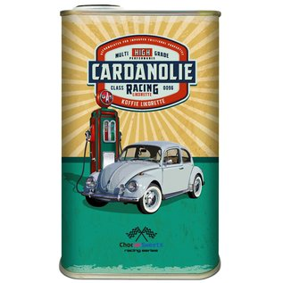 ChocanSweets Coffeelikeur 'Cardanolie' VW Kever Old Timer Series