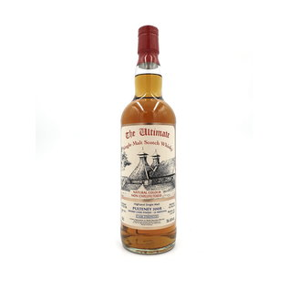 The Ultimate The Ultimate Pulteney 2008 - 12yo Cask Strenght (56,6%)