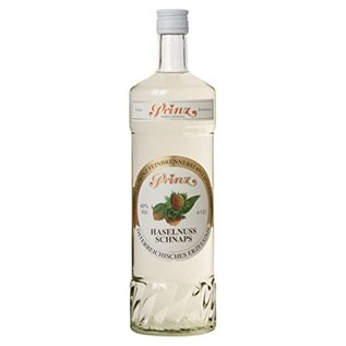 Prinz Prinz Haselnuss Schnaps-Hazelnut Brandy (40%)