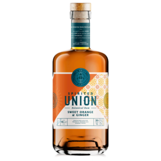 Union 55 Sweet Orange & Ginger Rum