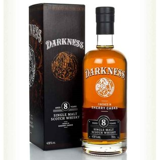 Darkness Darkness Sherry Cask Finished 8YO (47.8% ABV)
