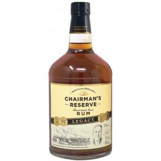 Chairman's Saint Lucia Rum Chairman's Reserve Legacy (43%)