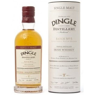 Dingle Distillery Dingle Single Malt Whiskey Batch No.5 (46.5%)