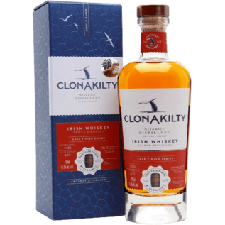 Clonakilty Clonakilty Port Cask Finish (43.6% ABV)