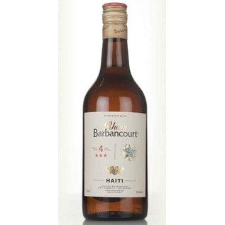 Barbancourt Rhum Barbancourt 4yo (40% ABV)