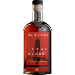 Balcones Balcones Texas Potstill Bourbon Whiskey (46%)