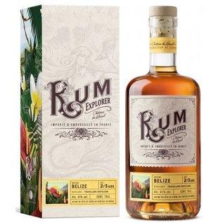 Chateau du Breuil Rum Explorer Belize - Travellers Limited Edition (41%)
