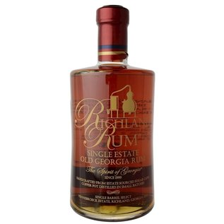 Richland Rum Richland Single Estate rum