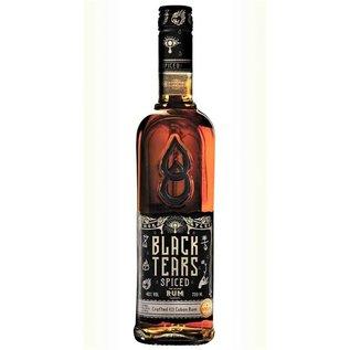 The Island Rum Company Black Tears Spiced Rum (40% ABV)