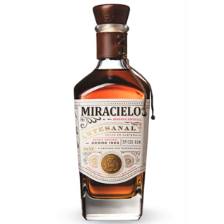 Miracielo Miracielo Spiced Artesanal Rum (38%)