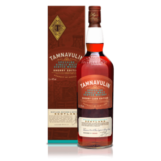 Tamnavulin Tamnavulin Sherry Cask Edition (40%)