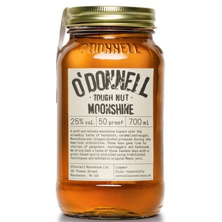 O'Donnell O'Donnell Moonshine Tough Nut - Hazelnoot Liqueur