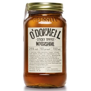 O'Donnell O'Donnell Moonshine Sticky Toffee Liqueur