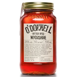 O'Donnell O'Donnell Moonshine Bitter Rose Liqueur