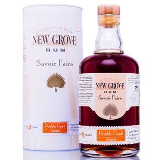 New Grove New Grove Savoir Faire Double Cask Acacia (47%)