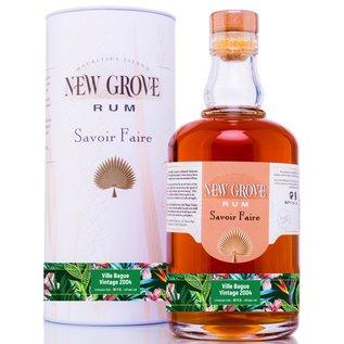 New Grove New Grove Savoir Faire Ville Bague 2004 (45% ABV)