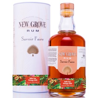 New Grove New Grove Savoir Faire Belle Vue 2005 (45%)