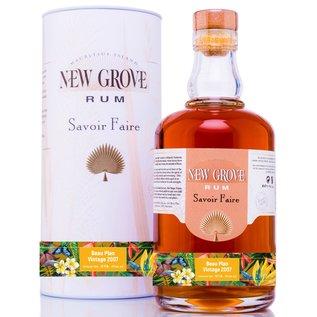 New Grove New Grove Savoir Faire Beau PLan 2007 (45% ABV)