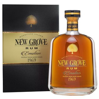 New Grove New Grove Emotion 1969 Mauritius (47% ABV)