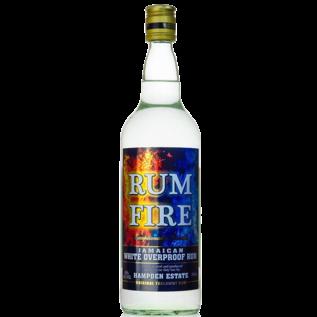 Hampden Estate Distillery Rum Fire Hampden White Overproof (63%ABV)