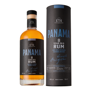 1731 Fine & Rare 1731 Panama 8 years old Single Origin (46%)