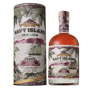 Navy Island Navy Island Oloroso Sherry Cask Finished LE (46.3% ABV)