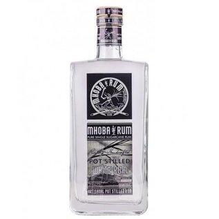 Mhoba Mhoba White Potstilled Rum (43%)