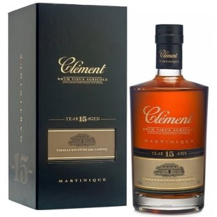 Clement Clement 15 yo (42% ABV)
