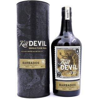 Hunter Laing & Co Kill Devil Single Cask Barbados (West Indies Rum Distillery) 16yo (46% ABV)