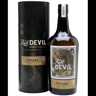 Hunter Laing & Co Kill Devil Single Cask Guyana Pot Still (Uitvlugt Distillery) 17yo (46% ABV)