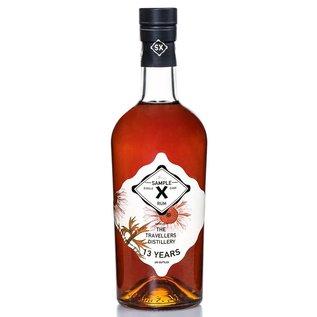 Kintra Sample X Travellers Distillery Rum 13yo (61.8%)