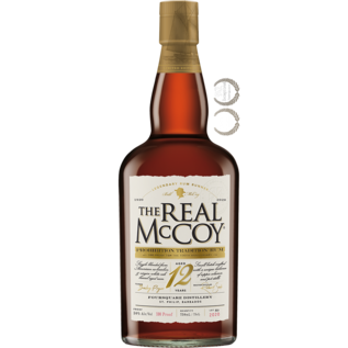 The Real McCoy The Real McCoy 12 Years Old Prohibition