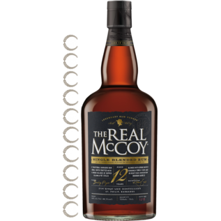 The Real McCoy The Real McCoy 12 Years Old Single Blended