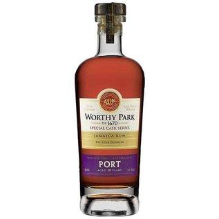 Worthy Park Distillery Worthy Park Special Cask Series Port 2010 (45%)