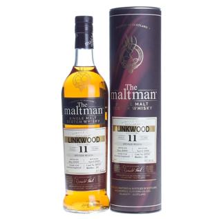 The Maltman The Maltman Single Malt Linkwood 11 Years Old  (53.7%)