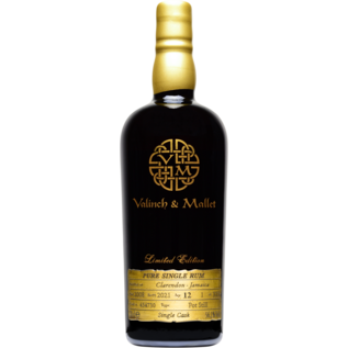 Valinch & Mallet SOLD OUT - & Mallet Clarendon 12yo Spirit of Art Collection (56.10%)