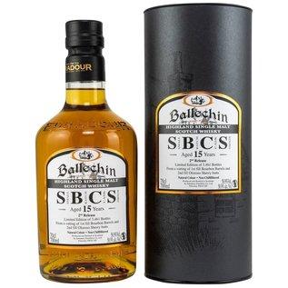 Ballechin Ballechin SBCS 15yo (58.9% ABV)