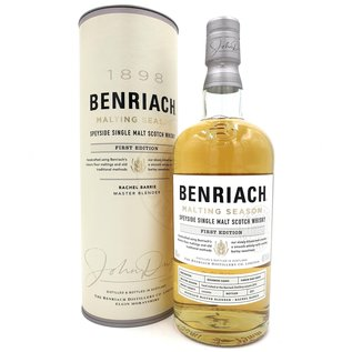Benriach Benriach Malting Season First Edition (48.7% ABV)