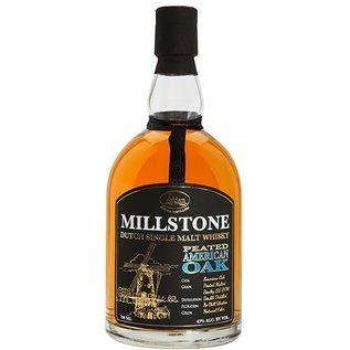 Zuidam Millstone Peated American Oak (43%)