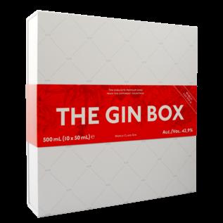 1423 APS The Gin Box - 10 World Class Gin
