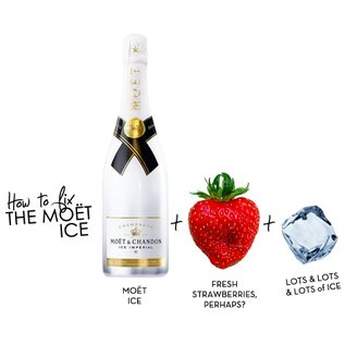 Moet & Chandon Moet & Chandon Ice Imperial Champagne