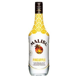 Malibu Malibu Pineapple Rum