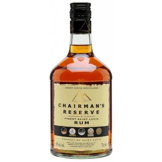 Chairman's Saint Lucia Rum Chairman's Reserve Rum St.Lucia
