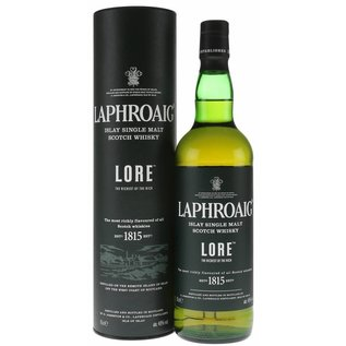 Laphroaig Laphroaig Lore single malt whisky