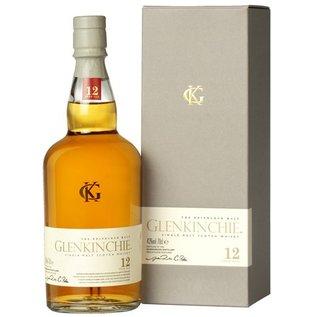 Glenkinchie Glenkinchie 12yo single malt whisky