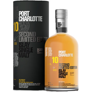 Bruichladdich Port Charlotte 10yo