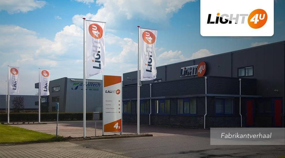 Fabrikantverhaal: Onze samenwerking met Light4U