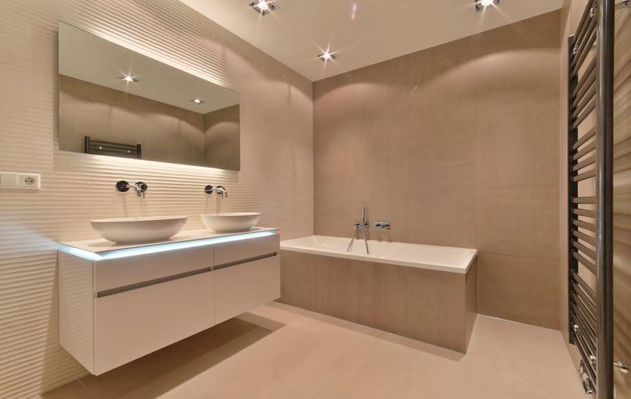De badkamer: een variatie aan verlichting