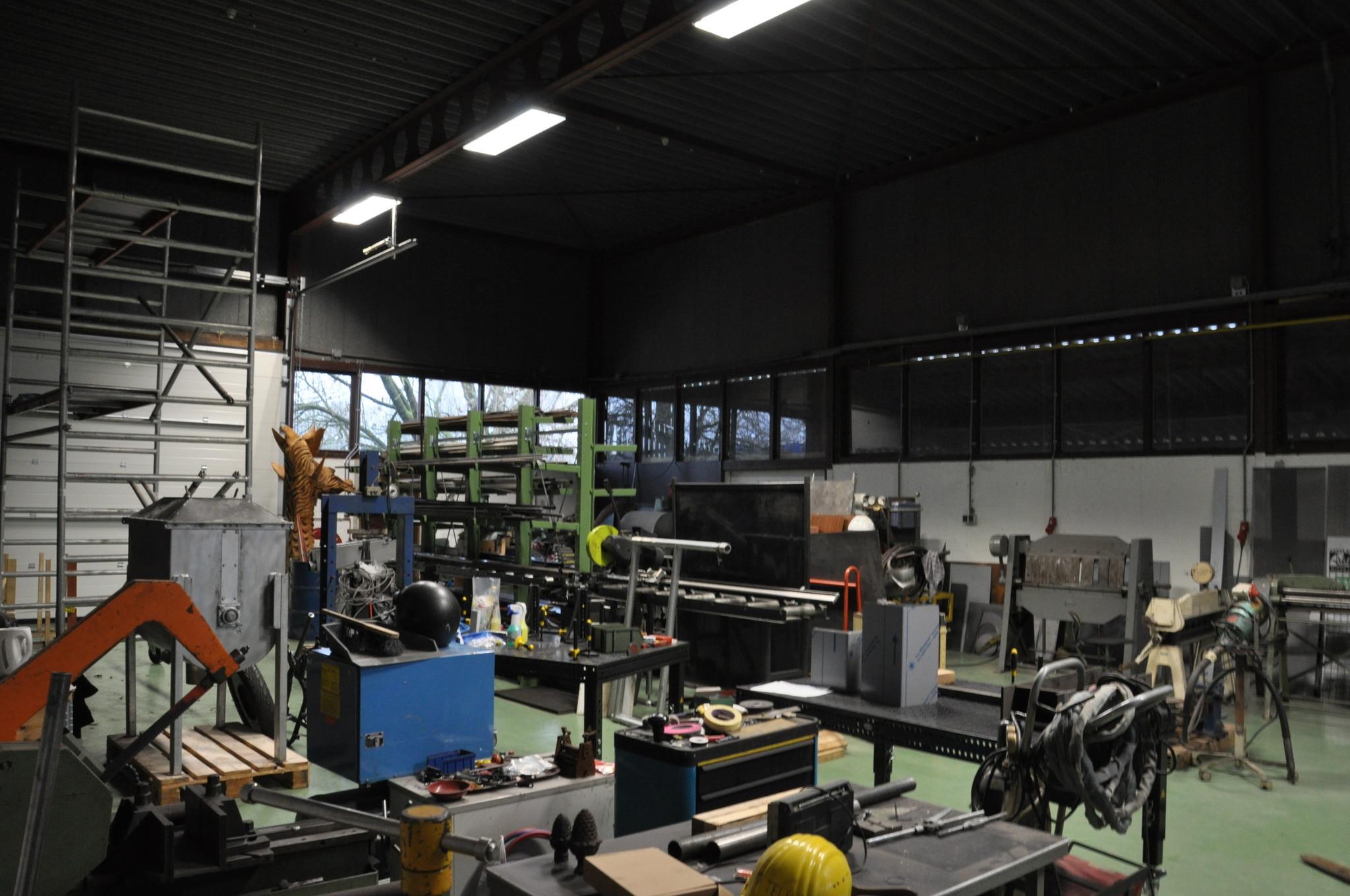 Industrieverlichting: voordelen van LED-verlichting