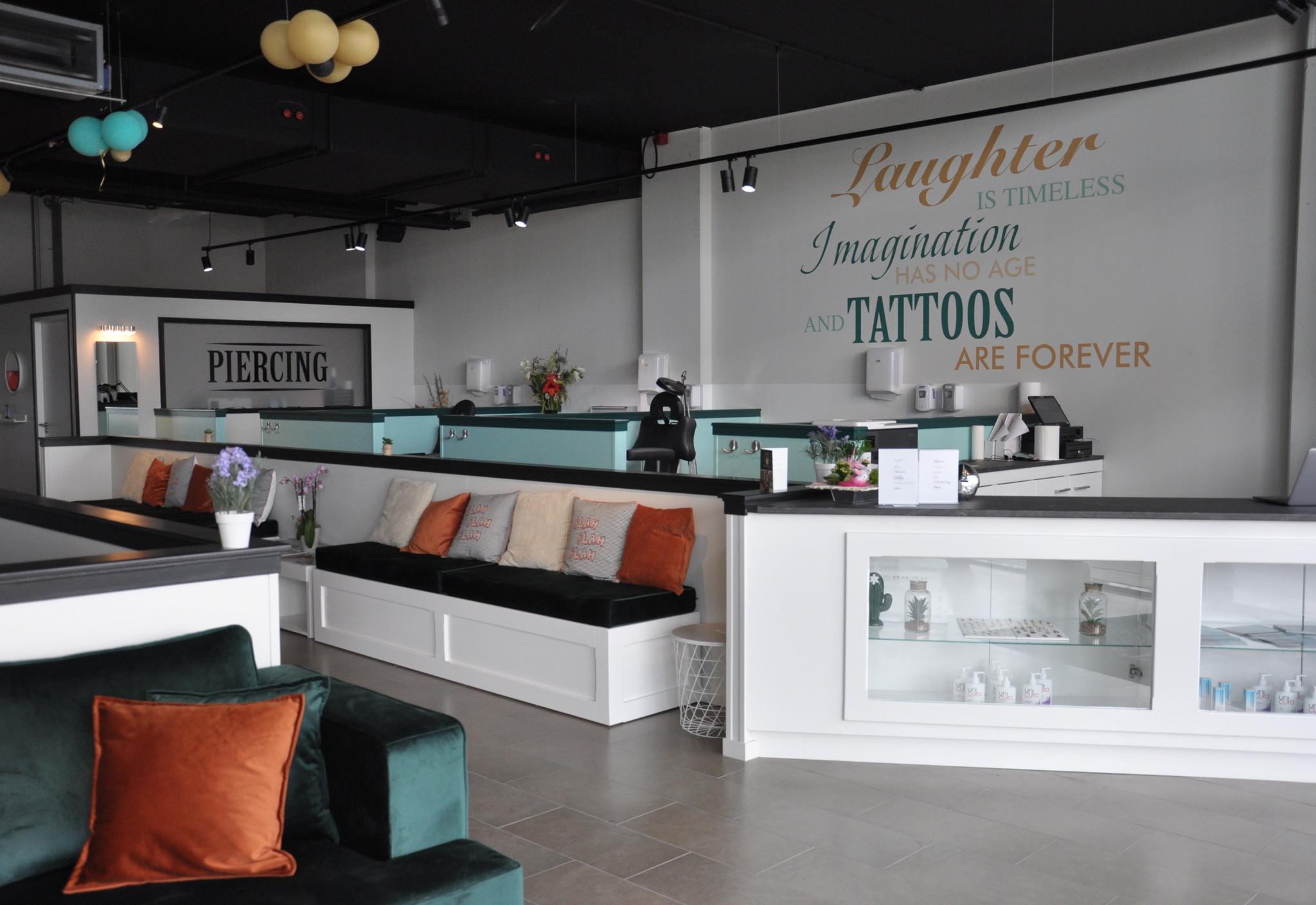 Verhaal van een klant: The Art of Tattoo